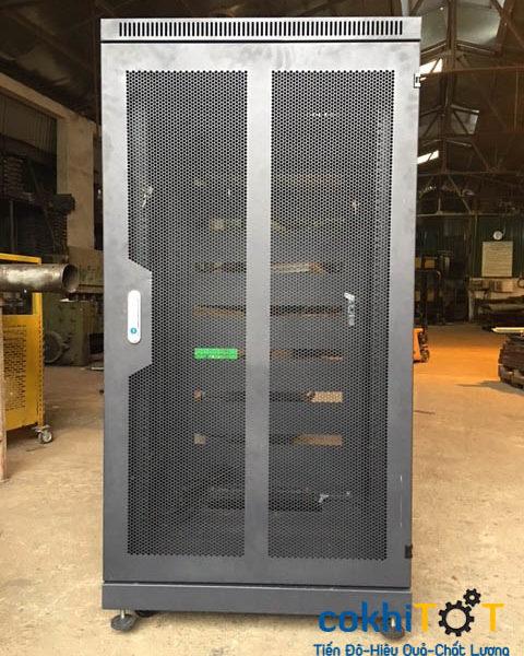 tủ rack 27U