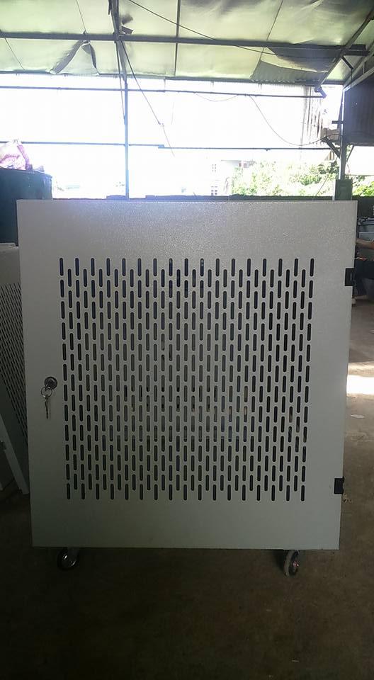 T&T Rack 19'' 12U-600