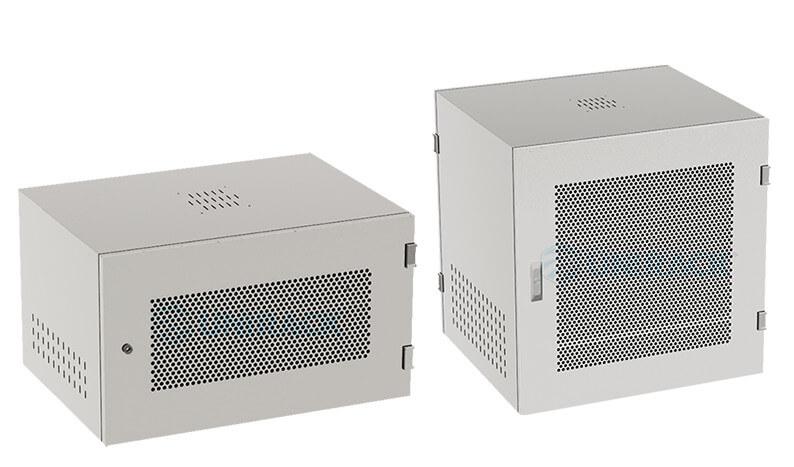 Tủ rack 6U và tủ rack 10U
