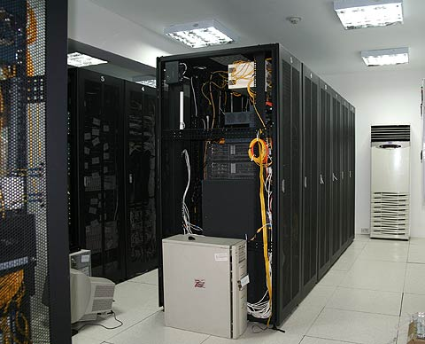 tủ rack đựng switch
