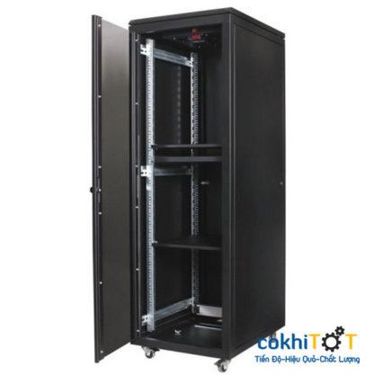 tủ rack 42U dễ dàng tháo đặt tháo rời