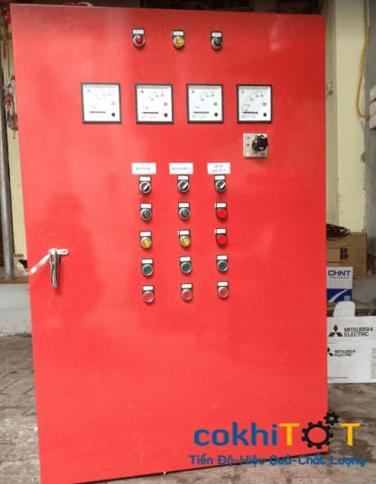 tủ điện chữa cháy