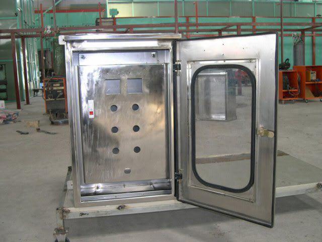 tủ thiết bị điện inox