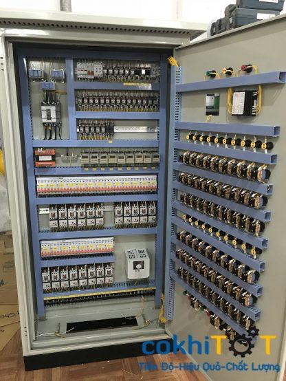 tủ điện xử lý nước thải