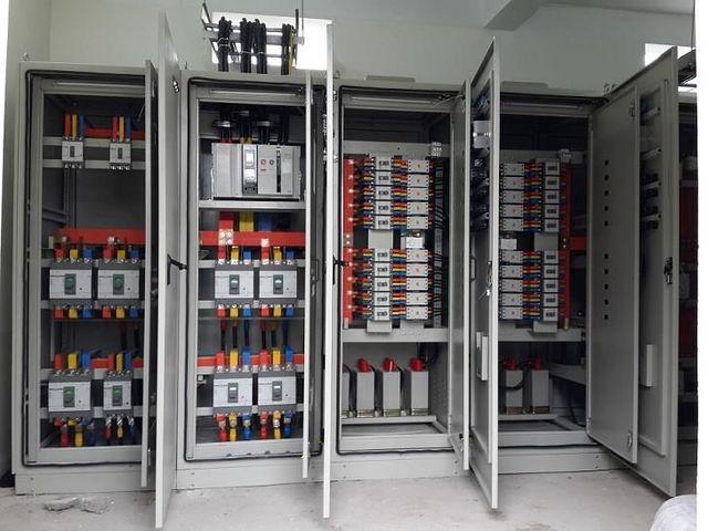 hình ảnh tủ điện phân phối tổng