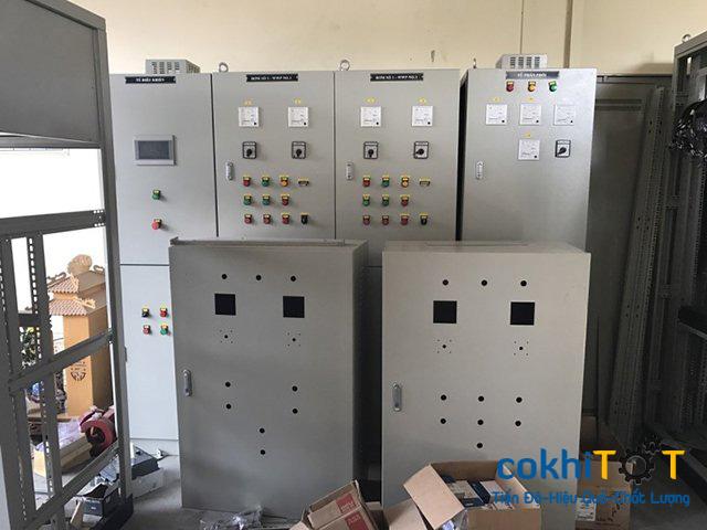 ưu điểm của vỏ tủ điện sơn tĩnh điện
