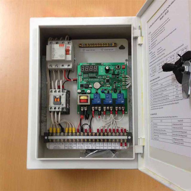 cách lắp đặt tủ điện gia đình