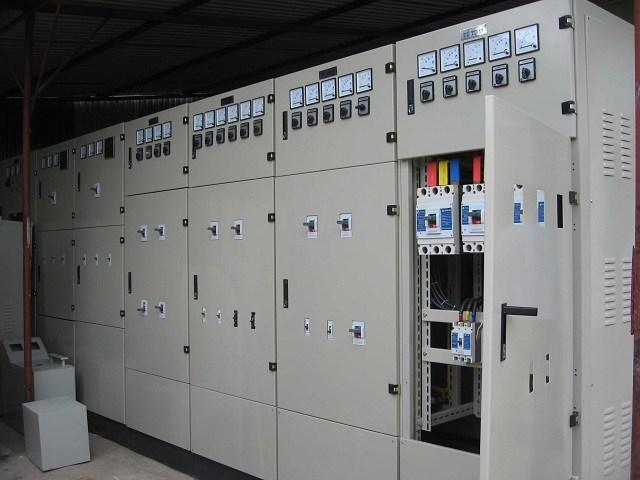 quy trình lắp đặt tủ điện công nghiệp