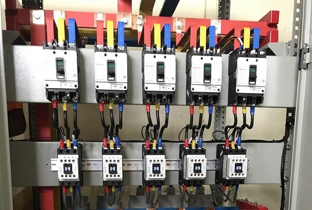 quy trình thiết kế tủ điện công nghiệp
