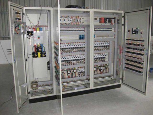 tủ điện có khung