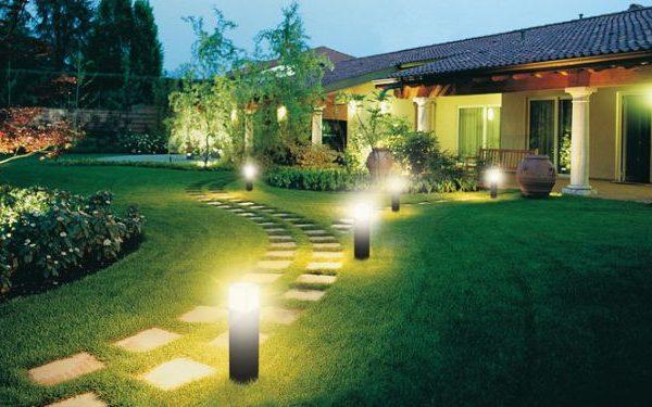 đèn trang trí sân vườn 22