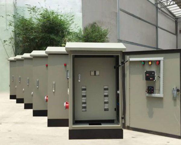 vỏ tủ điện ngoài trời