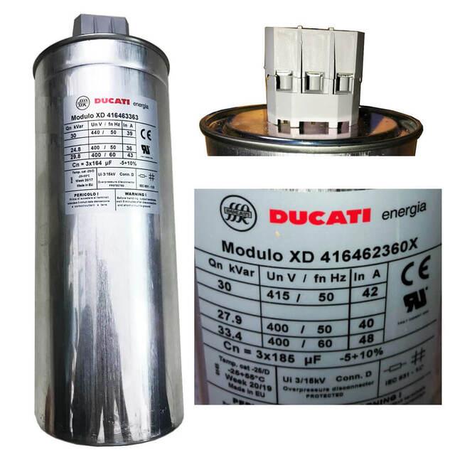 Tụ bù Ducati XD416462360