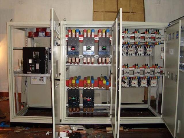 Thông số kỹ thuật của tủ điện hạ thế