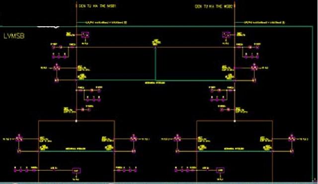 Cách đọc bản vẽ tủ điện chính xác bước 5